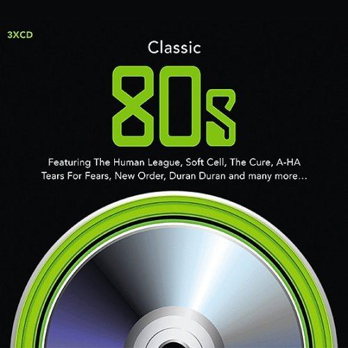 Classic 80s Box Set 3CD (2015)