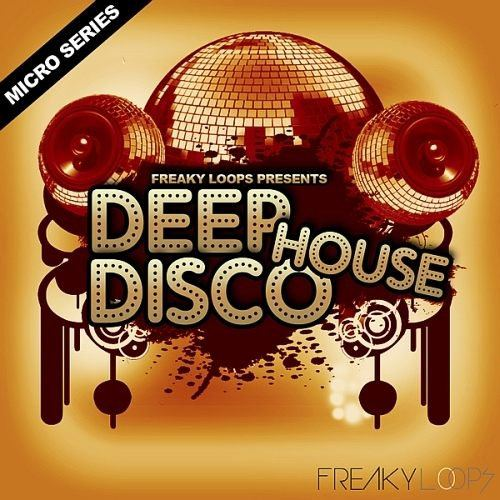 Disco Delivers House Freaky Loops (2015)