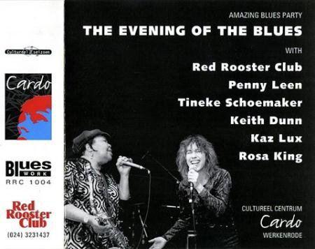 VA - The Evening of the Blues (1998)