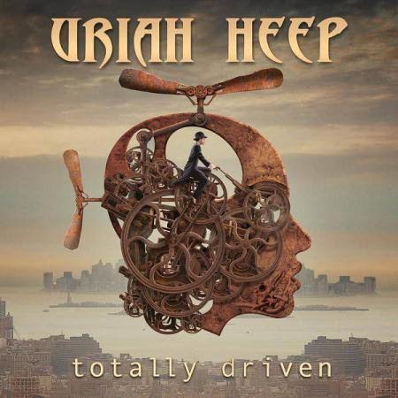 Uriah Heep - Totally Driven (2CD) (2015)