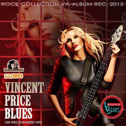 Vincent Price Blues (2015)