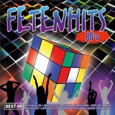 Fetenhits - Best Of 80's (2015)