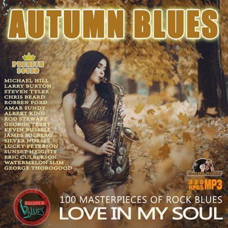 Love In My Soul: Autumn Blues (2015)