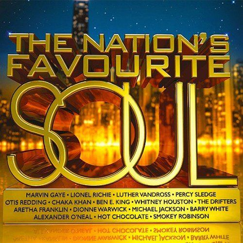The Nations Favourite Soul [Box Set] (2015)