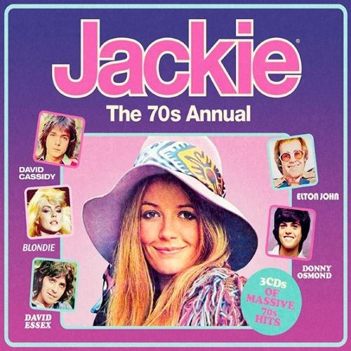 Jackie - The 70s Annual 3CD (2015)