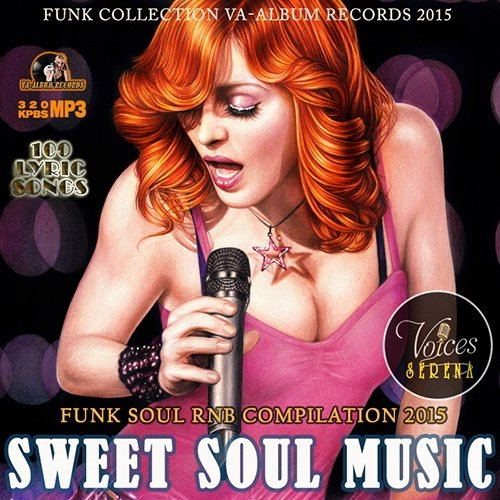 Sweet Soul Music (2015)
