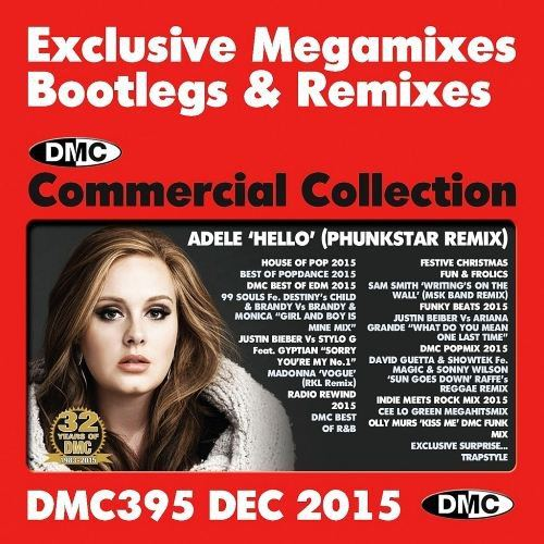 DMC Commercial Collection 395 - December Release (2015)