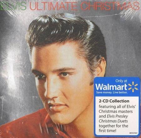 Elvis Presley - Elvis: Ultimate Christmas (2CD) (2015)