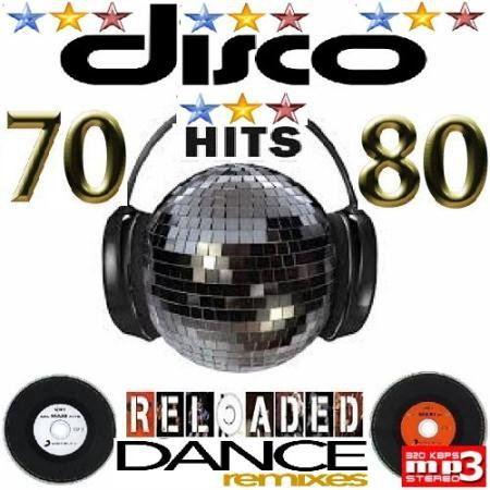 Disco Hits 70s & 80s Reloaded (2015)