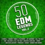 VA — 50 EDM Legends vol. 2 (2015)