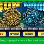 Интригующий слот «Sun and moon»