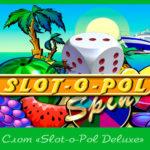 Слот «Slot-o-Pol Deluxe» мобильная версия казино Эльдорадо