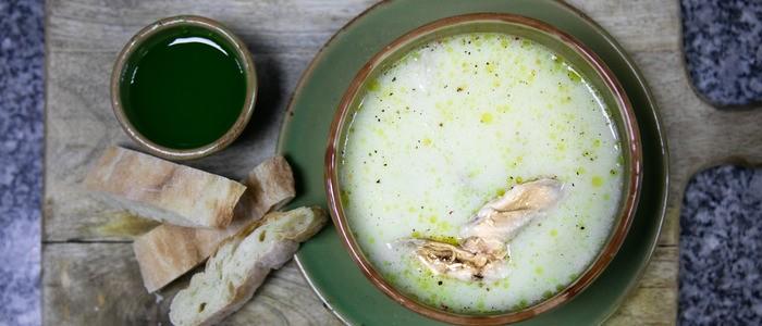 Суп чихиртма с бараниной