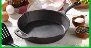 Стоит ли выбирать чугунную сковороду